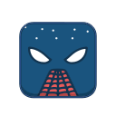 Captain of the universe spider man Icon