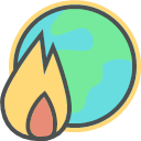 global_warming Icon