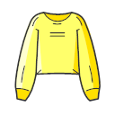 Long sleeved sweater Icon