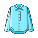 Plain shirt Icon