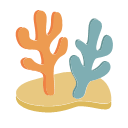 Living coral Icon
