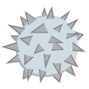 Sea urchin Icon