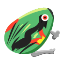 Bounce frog Icon