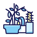 Flower arrangement Icon