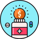 Affordable Medicine Icon