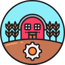 Agricultural Productivity Icon