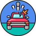 Car Accident Icon