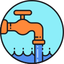 Clean Water Icon