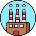Industry Innovation Infrastructure Icon