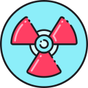 Radiation Warning Icon