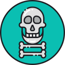 Skull of Death Icon