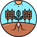 Soil Quality Icon