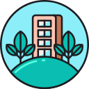 Sustainable Community Icon