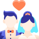 bride-and-groom Icon