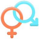 men-and-women-sign Icon