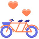 wedding-bike Icon