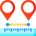24-shortest route Icon