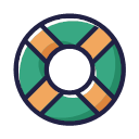 Swimming ring Icon