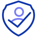 Real name authentication Icon