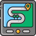 route map 1 Icon