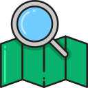 search map Icon