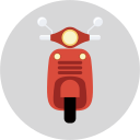 Motorcycle -2 Icon