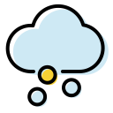 Weather icon hail Icon