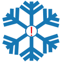 Weather - Blizzard Icon