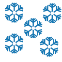 Weather - heavy snow Icon