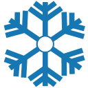 Weather - light snow Icon