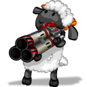 UT player Rocket Launcher Icon