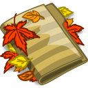 Autumn folder Icon