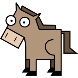 Horse Vector Icons Free Download In Svg Png Format