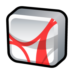 Adobe Acrobat Reader Vector Icons Free Download In Svg Png Format