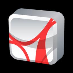 Adobe Acrobat Reader Vector Icons Free Download In Svg Png Format