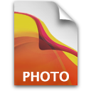 AI PhotoFile Icon Icon