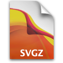 AI SVGZFile Icon Icon