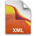 AI XMLFile Icon Icon