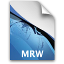 PS MRWFileIcon Icon
