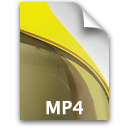 sb document secondary mp4 Icon