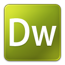 Adobe Dreamweaver 9 Icon