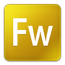 Adobe Fireworks 9 Icon