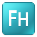 Adobe FreeHand 12 Icon