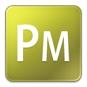 Adobe PageMaker 8 Icon