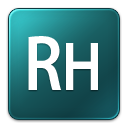 Adobe RoboHelp X6 Icon