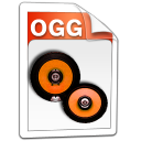 Audio OGG Icon