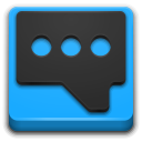 Apps telepathy kde Icon