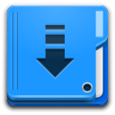 Places folder download Icon
