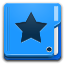 Places folder favorites Icon