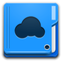 Places folder owncloud Icon
